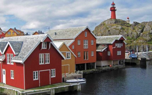 Ona Havstuer - by Classic Norway Hotels - Harøy | Cosy Places by C&C