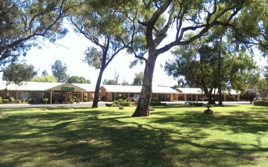 Cooee Motel - Gilgandra | Cosy Places by C&C