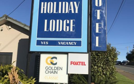 Holiday Lodge Motor Inn - Narooma | Cosy Places by C&C