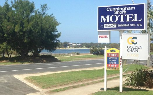 Cunningham Shore Motel - Lakes Entrance | Cosy Places by C&C