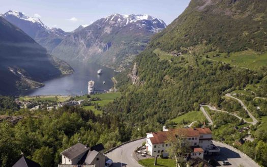 Geiranger - by Classic Norway Hotels - Geiranger | Cosy Places by C&C
