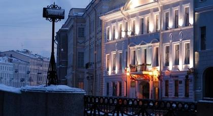 Pushka INN - St Petersburg | Cosy Places by C&C
