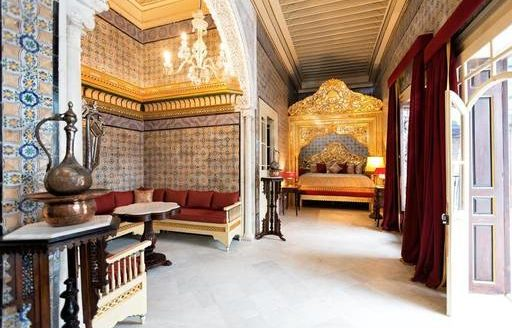 Palais Bayram - Tunis   Cosy Places by C&C