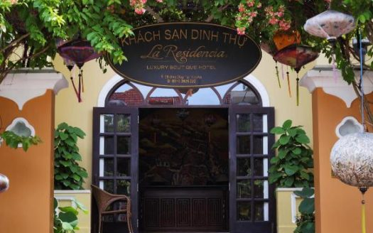 La Residencia Boutique Hotel & Spa Hoi An - Ho Chi Minh | Cosy Places by C&C