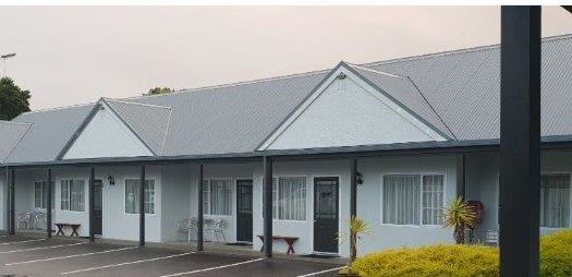ASURE Gables Motor Lodge - Greymouth | Cosy Places by C&C