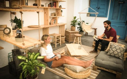 Cantagua Youth Hostel - Valencia | Cosy Places by C&C