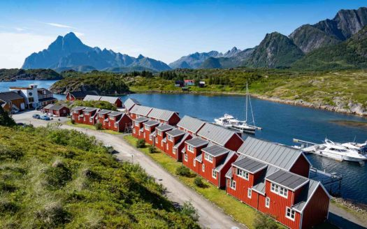 Nyvågar Rorbuhotell - by Classic Norway Hotels - Kabelvåg | Cosy Places por C&C