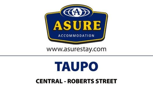 ASURE Prince Motor Lodge - Taupo   Cosy Places by C&C