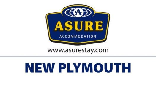 ASURE Abode on Courtenay Motor Inn - New Plymouth | Cosy Places by C&C