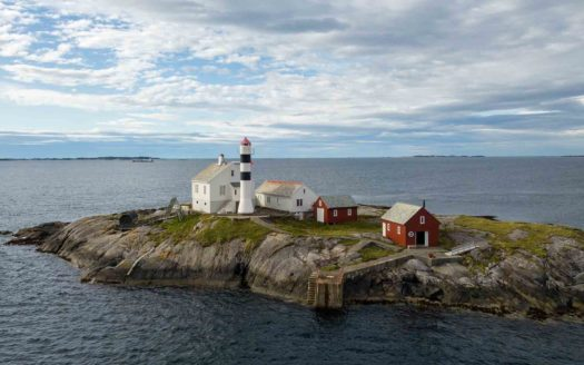 Flatflesa Lighthouse - by Classic Norway Hotels - Harøy | Cosy Places by C&C