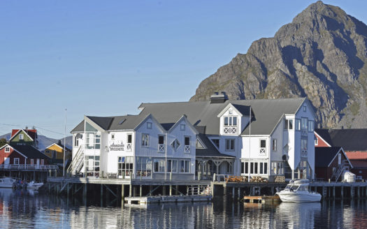 Henningsvær Bryggehotell - by Classic Norway Hotels - Henningsvær | Cosy Places by C&C