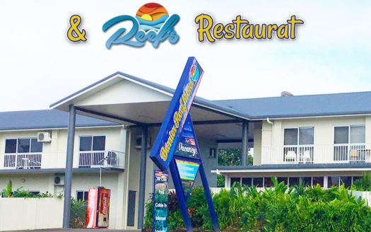 Barrier Reef Motel - Innisfail | Cosy Places por C&C