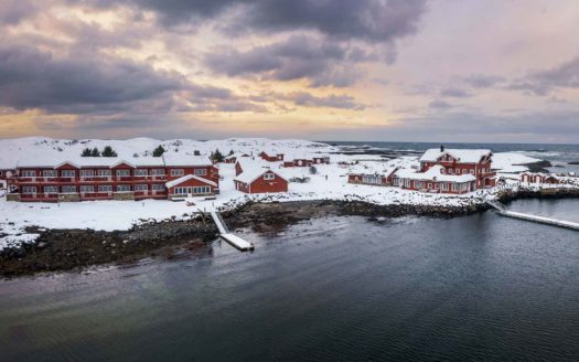 Hustadvika Guesthouse - by Classic Norway Hotels - Farstad | Cosy Places by C&C