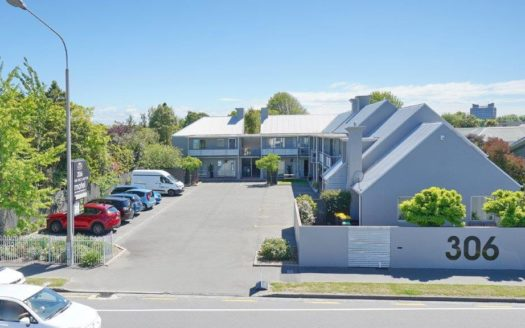 ASURE 306 on Riccarton Motel - Christchurch | Cosy Places by C&C
