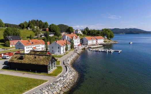 Angvik Gamle Handelssted - by Classic Norway Hotels - Angvik | Cosy Places por C&C