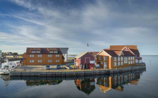 Finnøy Havstuer - by Classic Norway Hotels - Harøy | Cosy Places by C&C