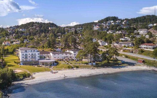 Strand Hotel Fevik - by Classic Norway Hotels - Fevik | Cosy Places by C&C