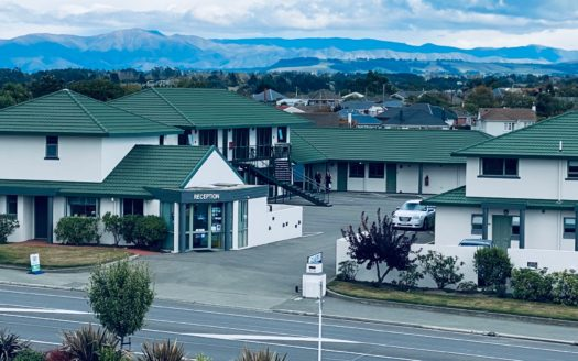ASURE Ashley Motor Lodge - Timaru | Cosy Places by C&C