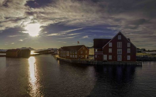 Finnøy Havstuer - by Classic Norway Hotels - Harøy | Cosy Places por C&C